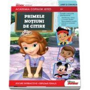 Academia copiilor isteti. Primele notiuni de citire - Jocuri interactive, diploma finala - Colectia Disney