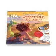 Bunul dinozaur. Aventurile lui Arlo. Citesc și mă joc - Editie ilustrata - Colectia Disney