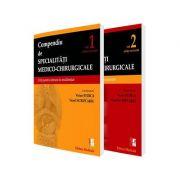 Compendiu de specialitati medico-chirurgicale, pentru REZIDENTIAT 2018. Volumele 1 si 2 - Editie revizuita (util pentru intrare in rezidentiat)
