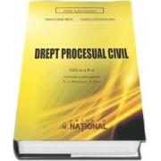 Drept procesual civil - Editia a II-a revazuta si adaugita de Tr. C. Briciu si C. C. Dinu (Viorel Mihai Ciobanu)