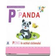 P de la Panda. Peng, in ochiul ciclonului
