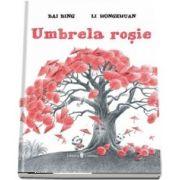 Umbrela rosie de Bai, Bing