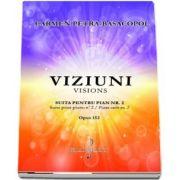 Viziuni. Suita pentru pian nr. 2. Opus 152 de Carmen Petra-Basacopol