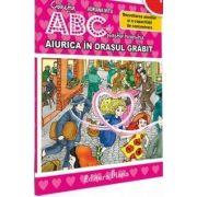 Aiurica in Orasul Grabit – Dezvoltarea atentiei si a capacitatii de concentrare - Colectia ABC-ul povestilor terapeutice (Adriana Mitu)