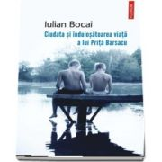 Ciudata si induiosatoarea viata a lui Prita Barsacu de Iulian Bocai (Cistigatorul Concursului de Debut al Editurii Polirom, editia 2018)