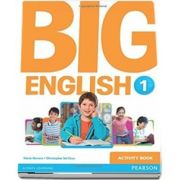 Curs de limba engleza, Big English 1 - Activity book de Mario Herrera