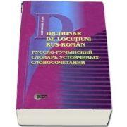 Dictionar de locutiuni rus-roman de Popa Gheorghe