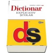 Dictionar explicativ scolar - Dumitru I Hancu (Editia a IV-a, actualizata, Editie brosata)
