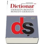 Dictionar German-Roman, Roman-German cu minighid de conversatie de Rusu Cristina - Editie Brosata