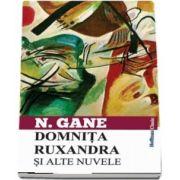 Domnita Ruxandra si alte nuvele de Nicolae Gane