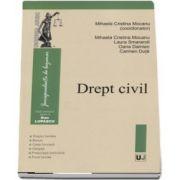 Drept civil de Mihaela Cristina Mocanu (Dreptul familiei, Bunuri, Carte funciara, Obligatii, Prescriptia extinctiva, Fond funciar)