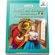 Frumoasa si Bestia - Invat sa citesc in limba italiana! - Nivelul 1
