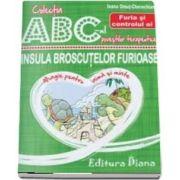 Insula broscutelor furioase - Furia si controlul ei - Colectia ABC-ul povestilor terapeutice (Ioana Omut Cherechianu)
