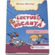 Lecturi de vacanta pentru clasa I de Mariana Morarasu