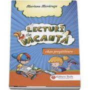 Lecturi de vacanta pentru clasa pregatitoare de Mariana Morarasu