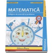 Matematica si explorarea mediului - Culegere de exercitii si probleme ilustrate pentru clasa III de Elena Stefanescu