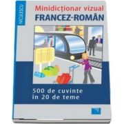 Minidictionar vizual Francez-Roman (500 de cuvinte in 20 de teme)
