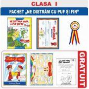 Pachet - Ne distram cu Puf si Fin - clasa I