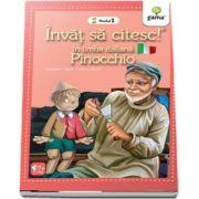 Pinocchio - Invat sa citesc in limba italiana! - Nivelul 1