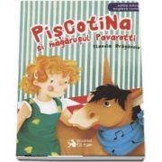 Piscotina si magarusul Pavarotti. Editie bilingva Engleza-Romana. Ilustratii de Andreea Chele