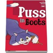 Puss in Boots de Tarantula Tales - Editie in limba engleza