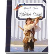 Robinson Crusoe de Daniel Defoe - Colectia Clasici Litera Junior