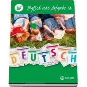 Taglich eine Aufgabe in Deutsch