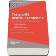 Teste grila pentru examenele de an, licenta si admitere in profesiile juridice - Editia a 5-a, revizuita si adaugita (Iosif R. Urs)