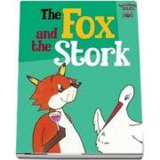 The Fox and the Stork de Tarantula Tales (Editie in limba engleza)