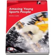 Amazing Young Sports People Level 1 Beginner - Elementary - Mandy Loader