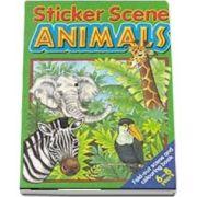 Animals - Sticker Scene