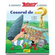 """Asterix si cosorul de aur de Rene Goscinny - Al doilea volum din legendara serie """"Asterix"""""""