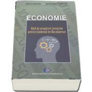 Bac Economie - Ghid de pregatire intensiva pentru examentul de bacalaureat - Valeriu Sofronie
