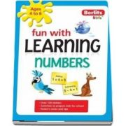 Berlitz Fun With Learning: Numbers (4-6 Years)
