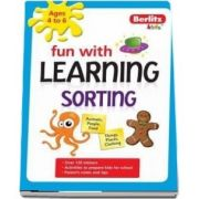 Berlitz Fun With Learning: Sorting (4-6 Years)