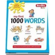 Berlitz Language: My First 1000 Words English