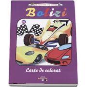 Bolizi - Carte de colorat (Sa coloram cu Nicol)