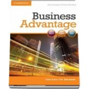 Business Advantage. Advanced Audio CDs