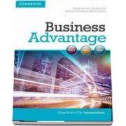 Business Advantage. Intermediate Audio CDs