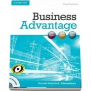 Business Advantage. Intermediate Personal Study (Book with Audio CD) - Marjorie Rosenberg