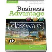 Business Advantage. Upper-intermediate Classware DVD-ROM