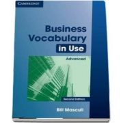 Business Vocabulary in Use Advanced with Answers de Bill Mascull