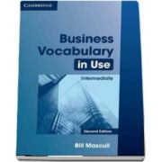 Business Vocabulary in Use Intermediate with Answers - Bill Mascull