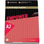 Cambridge English Empower Advanced Presentation Plus (with Student's Book and Workbook) de Peter Anderson