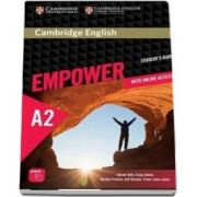 Cambridge English Empower Elementary Student's Book with Online Assessment and Practice, and Online Workbook de Herbert Puchta