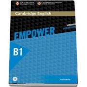 Cambridge English Empower Pre-intermediate Workbook with Answers with Downloadable Audio - Peter Anderson