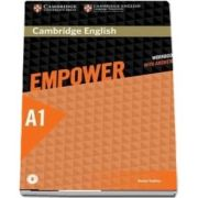 Cambridge English Empower Starter Workbook with Answers with Downloadable Audio de Rachel Godfrey