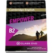 Cambridge English Empower Upper Intermediate Class DVD