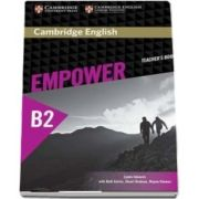 Cambridge English Empower Upper Intermediate Teacher's Book