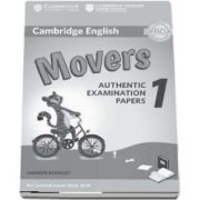 Cambridge English Movers 1 for Revised Exam from 2018 Answer Booklet: Authentic Examination Papers